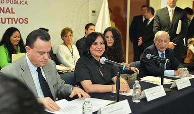 Función Pública fortalecerá la vigilancia de los fondos de seguridad para estados y municipios