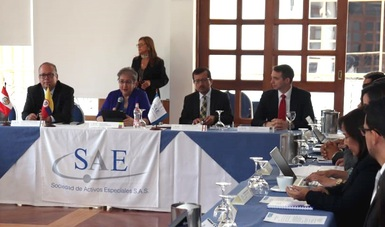 Fotografía del evento en Colombia