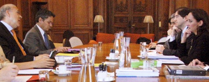 OCDE apoyará en temas de infraestructura