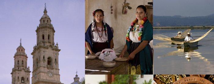 Desarrollo e impulso Michoacán