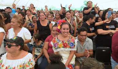 Beneficiarios en Campeche