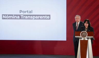 Función Pública transparenta
