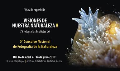 """""""Visiones de nuestra naturaleza V"""" exposición fotográfica"""