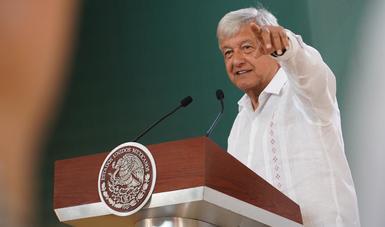No más impunidad, inicia estabilización, afirma presidente López Obrador en Veracruz
