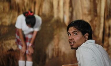 """Realizado en Ixtlahuacán, Colima, el filme es resultado del proyecto de intervención social """"Historias invisibles"""""""