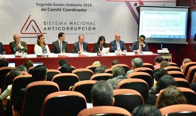 Función Pública propone mejoras al Plan de Trabajo Anual del Comité Coordinador del SNA
