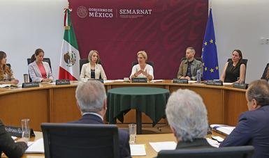 El Gobierno de México y la Unión Europea han estado tradicionalmente alineados en muchas áreas de su política ambiental.