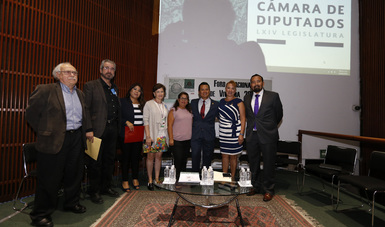 El Vocal Ejecutivo del FOVISSSTE, Agustín Rodríguez López participó en la inauguración del Foro de Vivienda organizado por la Cámara de Diputados