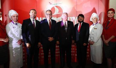 El Vuelo Directo de Estambul a la Cdmx y Cancún Puede Generar un Flujo de Casi 40 Mil Turistas: Mtm