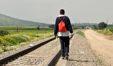 Alistan ruta de protección integral de niñas, niños y adolescentes migrantes no acompañados.