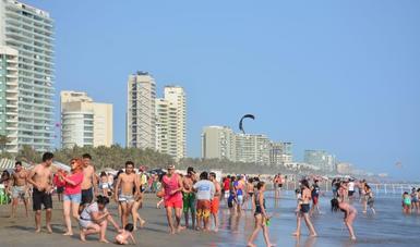 Los Destinos de Sol y Playa Registraron Mayor Ocupación Hotelera en Este Periodo Vacacional de Semana Santa: Sectur