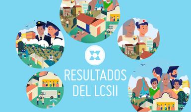 A nivel federal, el LCS II profundizó en tres áreas críticas relativas a los pilares del marco de la cohesión social en México.