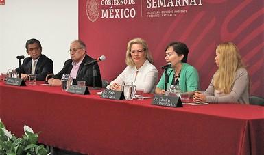 La secretaria Josefa González Blanco hizo hincapié en la importancia de la participación ciudadana para mejorar la calidad del aire.