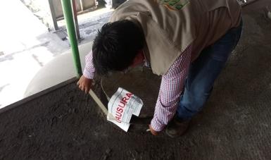 Clausura Profepa a empresa de tratamiento de residuos peligrosos en García, Nuevo León