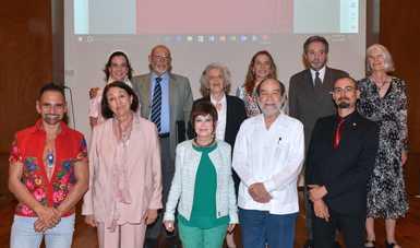Primera sesión de trabajo del Consejo Asesor de la Memoria Histórica y Cultural de México