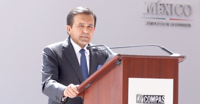 Gira de trabajo del Secretario Ildefonso Guajardo Villarreal en Aguascalientes y Zacatecas