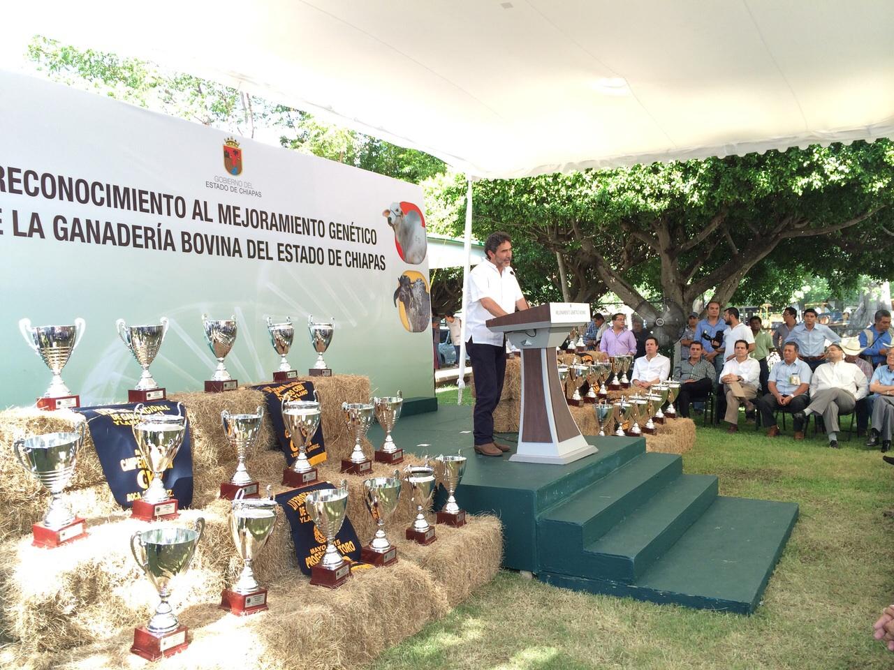 El coordinador general de Ganadería, Francisco Gurría Treviño, resaltó que los productos pecuarios mexicanos son altamente demandados