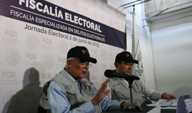 Fiscalía Electoral recibe 68 denuncias durante el Proceso Electoral.