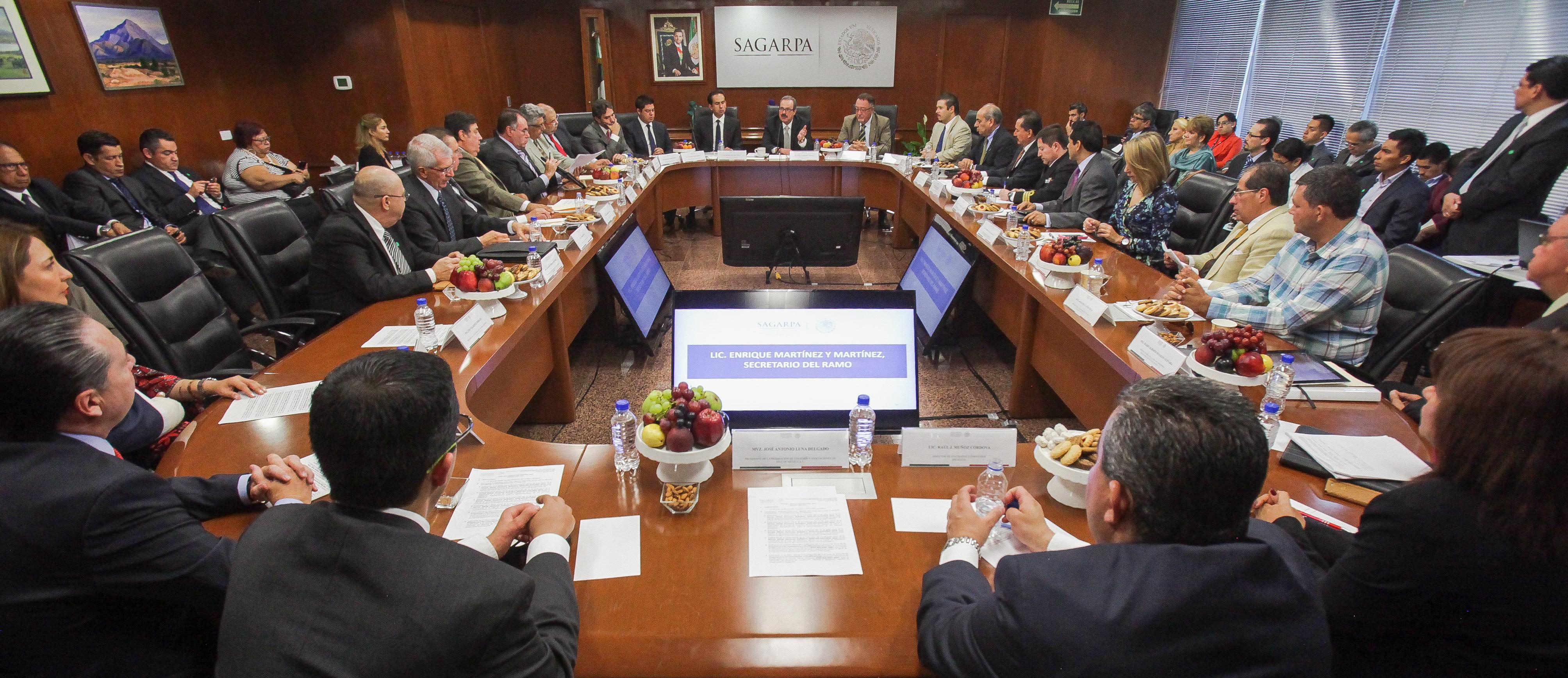 La administración del Presidente de la República, Enrique Peña Nieto, es un gobierno con sentido humano.