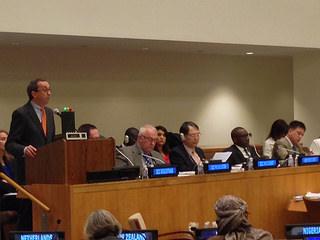 México participa en la Asamblea de Estados Partes de la Corte Penal Internacional