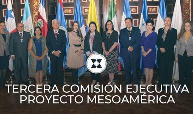 Los Comisionados Presidenciales de los 10 países miembros y Socios del Grupo Técnico Interinstitucional del PM (GTI) se reunieron para celebrar la tercera Comisión Ejecutiva del PM