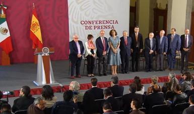 Gobierno de México conmemora ochenta años de la llegada del exilio español republicano