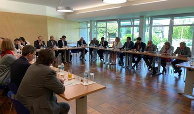 La SRE exhorta a países de la Unión Europea a sumar esfuerzos para el Programa de Desarrollo Integral con Centroamérica