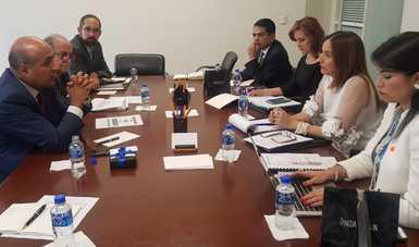 Comunicado conjunto México-Honduras