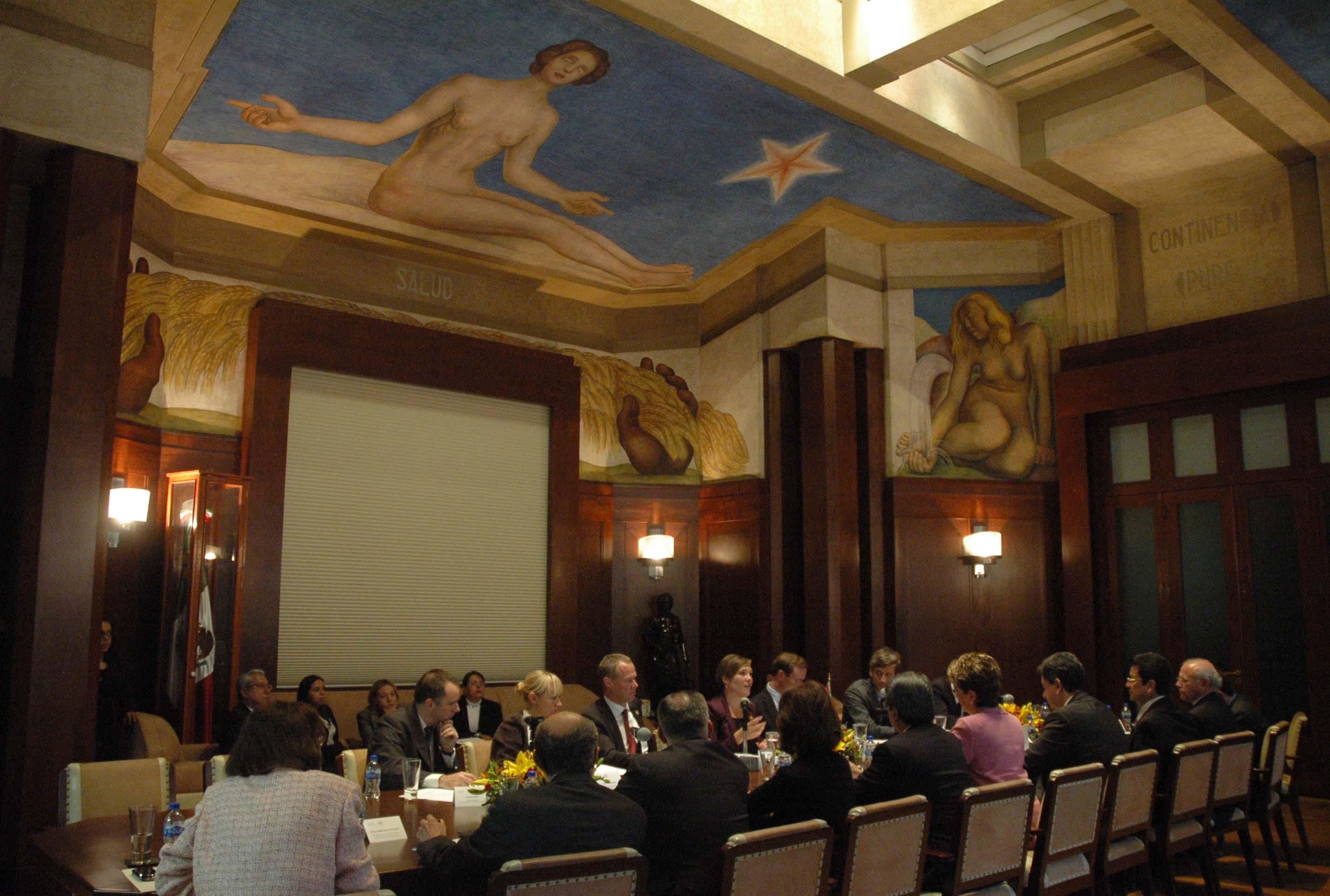 El acuerdo permitirá consolidar un puente de salud entre México y Dinamarca
