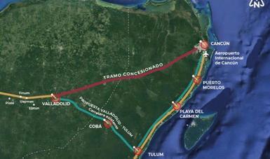Tren Maya (ruta)