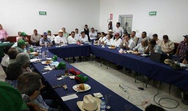 El equipo de trabajo presentará la propuesta integral para cultivo de garbanzo