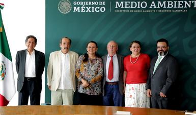 Previamente, Toledo Manzur presentó las propuestas al Presidente Andrés Manuel López Obrador, con quien acordó su aceptación.