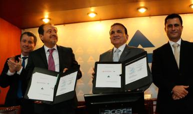 CONDUSEF y CONCANACO SERVYTUR firman convenio de colaboración