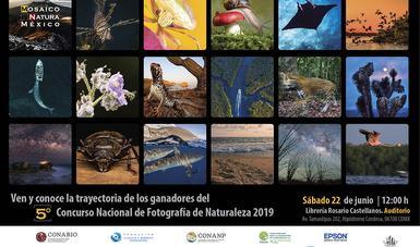 5o Concurso Nacional de Fotografía de la Naturaleza