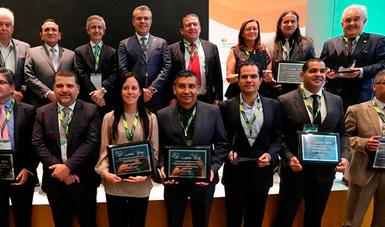 Ganadores de los Premios Iberdrola México 2019, entre ellos el INEEL.