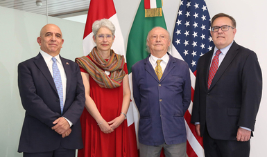 Los trabajos de la XXVI Reunión Anual del Consejo de la Comisión para la Cooperación Ambiental (CCA) de América del Norte iniciaron hoy en la ciudad de México.