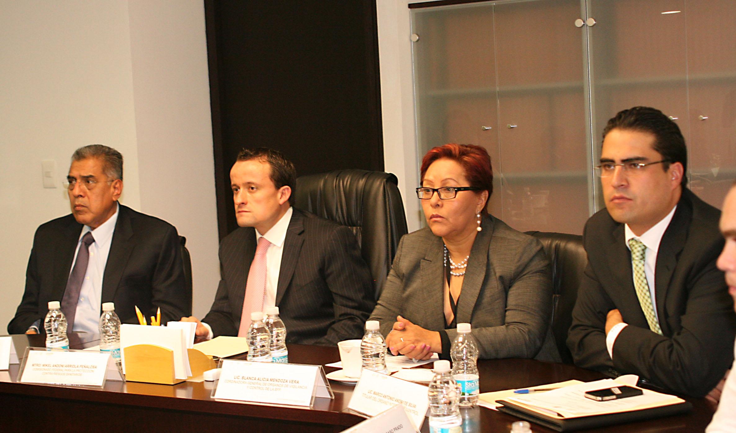 Refuerzan las medidas de transparencia en la COFEPRIS conforme al Plan Nacional de Desarrollo 2013-2018