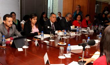 Segunda sesión ordinaria de Junta Directiva del Imjuve