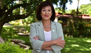 Dra. Georgina Izquierdo Montalvo, nueva Directora General del INEEL