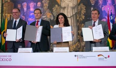 Ratifican SEP y Alemania trabajo conjunto para impulsar educación dual y convertir a México en potencia económica