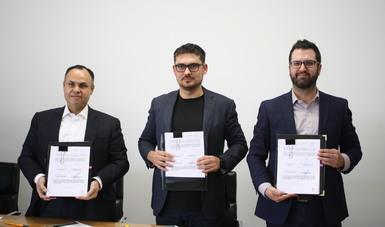 INSUS e INDAABIN firman convenio de colaboración para que familias mexicanas cuenten con certeza jurídica sobre sus predios