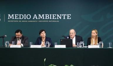 CONFERENCIA DE PRENSA  MEDIDAS DE PROTECCIÓN DE LA SALUD POR OZONO Y PARTÍCULAS PARA LA ZMVM