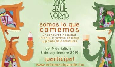 2° Concurso Nacional Infantil y Juvenil  de Dibujo y Pintura de la Naturaleza