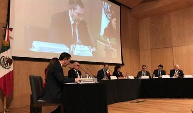 Tercera Sesión Ordinaria del Comité Coordinador del SNA