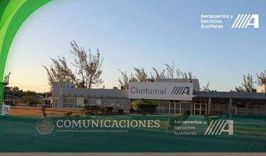 Aeropuerto de Chetumal