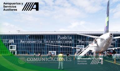 Aeropuerto Internacional de Puebla