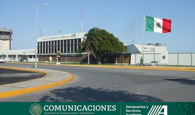 Aeropuerto de Matamoros