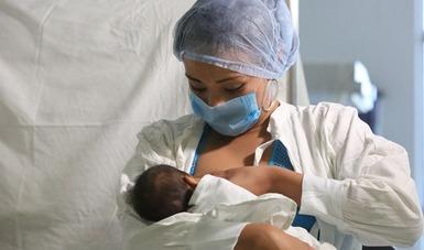 Lactancia materna, la mejor prevención contra las alergias: El ISSSTE