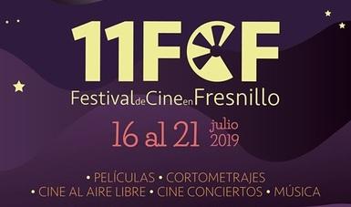 Este año el Festival de Cine Fresnillo 2019 extiende su cobertura en calles, plazas públicas y comunidades de la entidad zacatecana