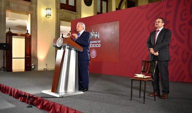 Presidente López Obrador presenta Plan de Negocios Pemex 2019-2023